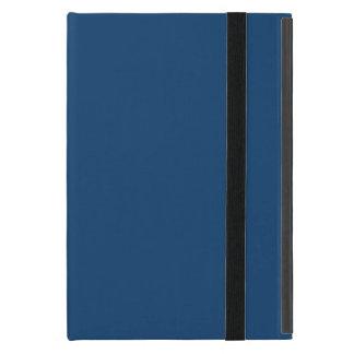 Azul sólido de Mónaco iPad Mini Fundas