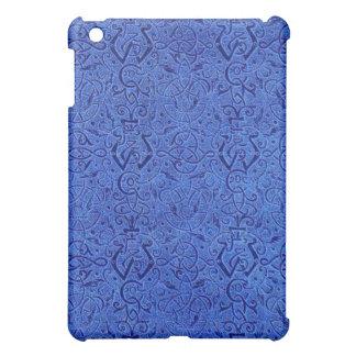 Azul Triskel del vintage