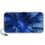 Azul tropical altavoz de viaje