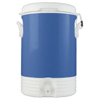 Azul ultramarino vaso enfriador igloo