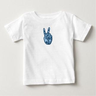 Azul - V-Muestra de la paz Playeras