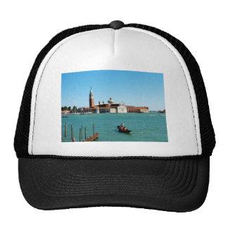 Azul veneciano gorra
