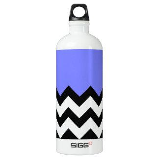 Azul-Violeta-En-Negro-y-Blanco-Zigzag-Modelo