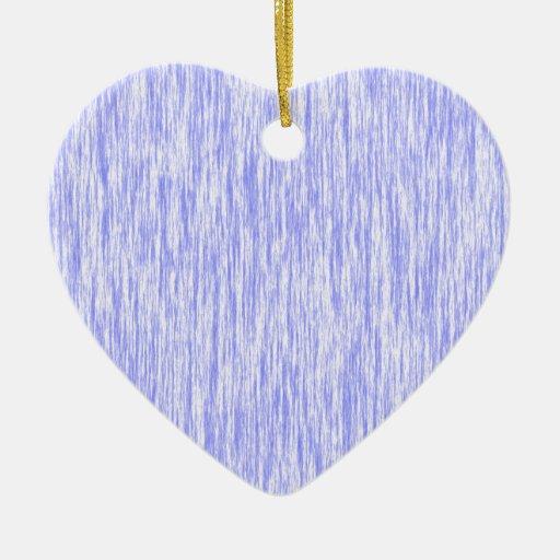 Azul-Violeta-Orquídea-Rendir-Fibra-Modelo Adorno De Cerámica En Forma De Corazón