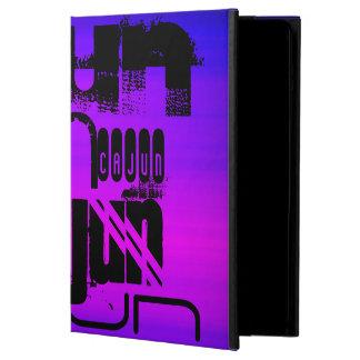 Azul violeta y magenta vibrantes
