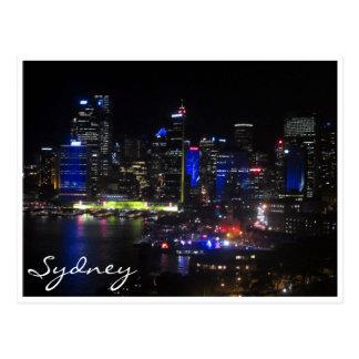 azul vivo de Sydney Postal