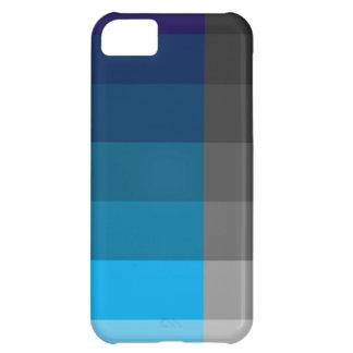 Azul y gris