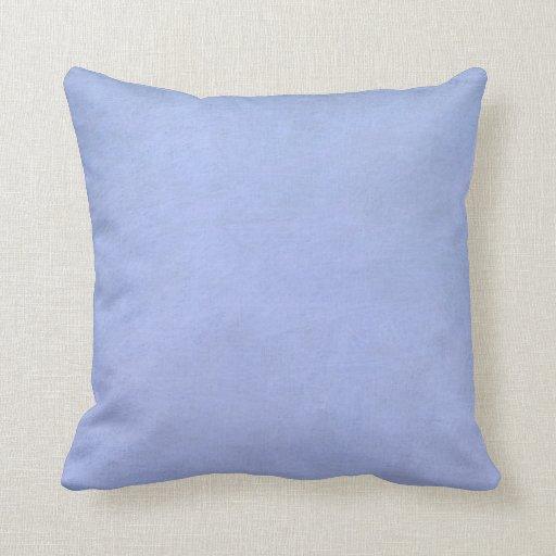 Azul y más allá cojin