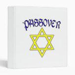 Azul y oro del Passover