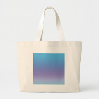 Azul y púrpura de la pendiente bolsa