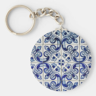 Azulejo Keychain