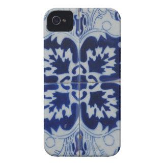 Azulejo Tile iPhone 4 Case-Mate Case