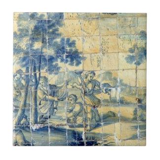 Azulejo tile Picnic