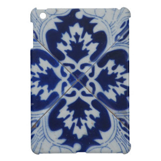 Azulejo Tile Picnic iPad Mini Covers