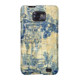 Azulejo Tile Samsung Galaxy SII Cover