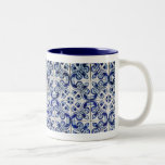 Azulejo Two-Tone Mug