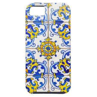 Azulejos Ceramic tiles iPhone SE/5/5s Case