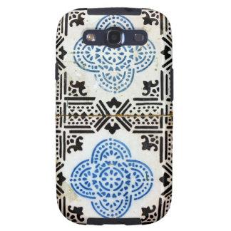 Azulejos, Portuguese Tiles Capa Galaxy SIII