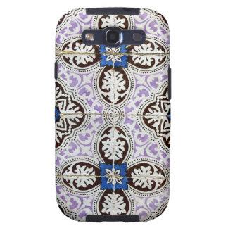 Azulejos, Portuguese Tiles Capa Para Galaxy S3