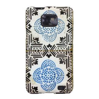 Azulejos, Portuguese Tiles Capas Para Galaxy S2
