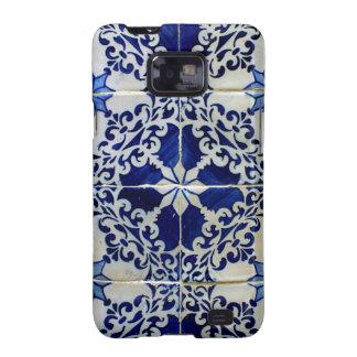 Azulejos, Portuguese Tiles Capas Samsung Galaxy S2