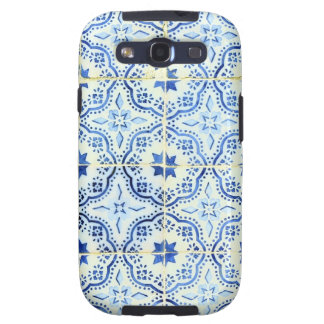 Azulejos, Portuguese Tiles Capas Samsung Galaxy S3
