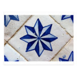 Azulejos, Portuguese Tiles Cartões Postais