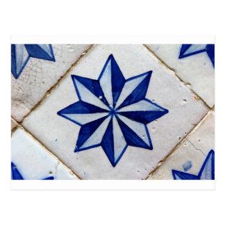 Azulejos Portuguese Tiles Cartões Postais