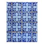 Azulejos, Portuguese Tiles Papel De Carta Personalizados