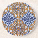 Azulejos, Portuguese Tiles Posavasos Personalizados