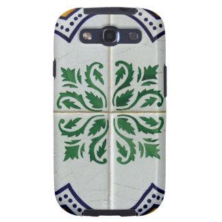 Azulejos, Portuguese Tiles Samsung Galaxy S3 Capas