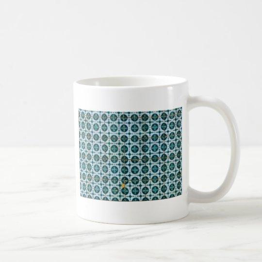 Azulejos, Portuguese Tiles Taza De Café
