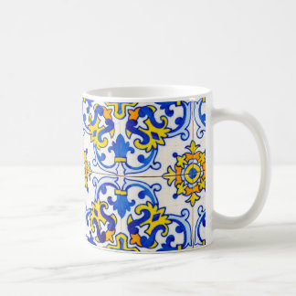 Azulejos The Art of Portuguese Ceramic Tiles Coffee Mug