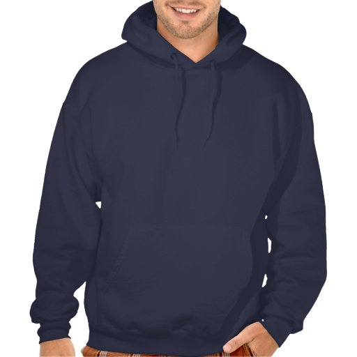 Azules acústicos sudadera pullover