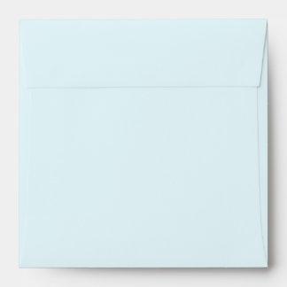 Azules cielos ligeros bonitos sobres