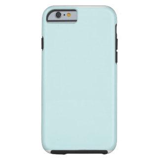 Azules cielos ligeros funda de iPhone 6 tough