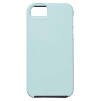 Azules cielos ligeros iPhone 5 carcasa