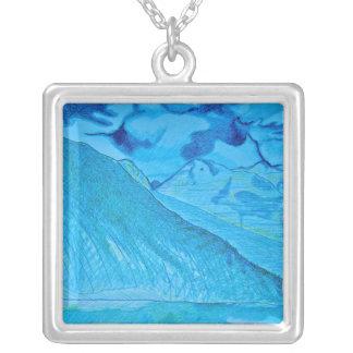 Azules de Banff Collar