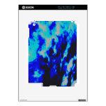 Azules de cielo skin para el iPad 2