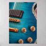 Azules de la guitarra posters