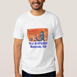 Azules de Memphis Camisas