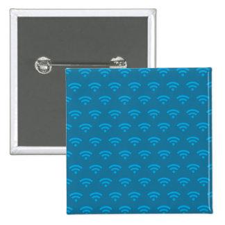Azules de Wifi Pins