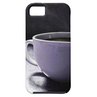 Azules del café funda para iPhone 5 tough
