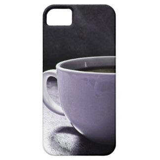 Azules del café iPhone 5 carcasas