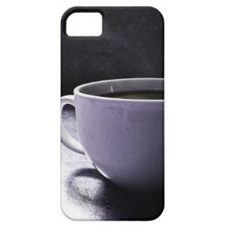 Azules del café iPhone 5 fundas
