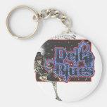 Azules del delta llaveros personalizados