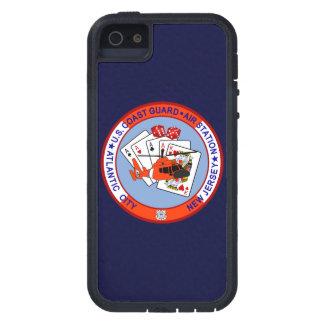Azules marinos de Atlantic City de la estación iPhone 5 Funda
