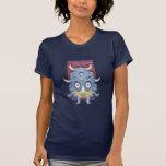 """Azules marinos de las señoras """"de la emperatriz"""" camiseta"""