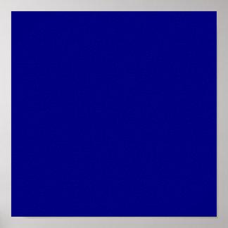 Azules marinos impresiones