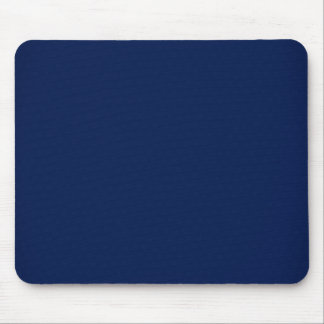 Azules marinos reales adaptables modernos mouse pads